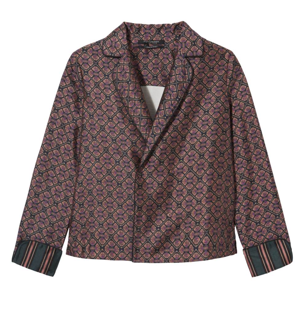 Pj-style shirt (I LOVE THIS) - Maison Scotch £120 at House of Fraser